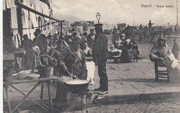 NAPOLI , Italy , 1900-10s ; Basso Porto - Italia