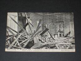 MECHELEN - WO1 Vernieling Binnenzicht Ziekenzaal In Aartsbisdom - Mechelen