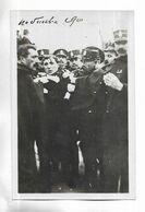 RARE - PARIS - 20 Novembre 1910 - Lucien Lacour Est Arrêté Pour Avoir Giflé Aristide Briand - People