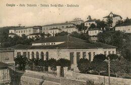 Oneglia * Asilo Infantile * Instituto Sordo Muli * Brefotrofio * Oneille Imperia Liguria Italia - Imperia