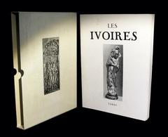 LENGELLE (Henri-Gustave, Dit TARDY) - Les Ivoires. - Art