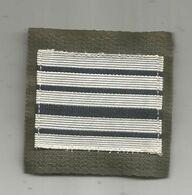 Militaria , écusson Tissus , Scratch , Grade , COLONEL - Scudetti In Tela
