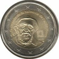 FR20012.2 - FRANCE - 2 Euros Commémo. Abbé Pierre - 2012 - France