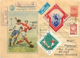 URSS.  20 Documents Thème Football (soccer) - Lettres & Documents