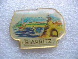 Pin's De La Ville De BIARRITZ - Cities