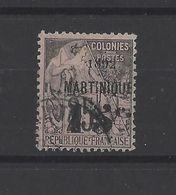 MARTINIQUE.  YT  N° 28  Obl  1892 - Neufs