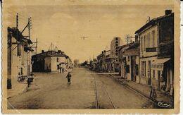"""MURET ( Haute Garonne ) : L""""Avenue De Toulouse - Muret"""