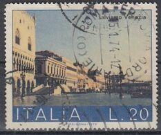 ITALY 1391,used,falc Hinged - Arts
