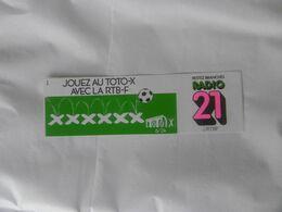 Autocollant Radio - Stickers