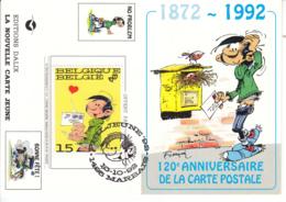 Belgique 2484 ° Marbais - Maximum Cards