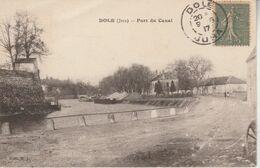 39 - DOLE - Port Du Canal - Dole