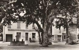 CPSM-84-BEDARRIDES-La Poste - Bedarrides