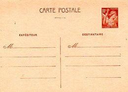 C14 194.... ENTIER POSTAL NEUF - Marcophilie (Lettres)