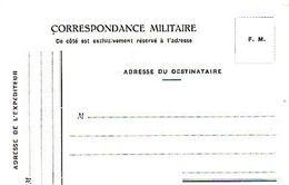 C14 194.... Carte FM  Neuve - Marcophilie (Lettres)