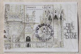 France 2020 Trésor De Notre Dame. Oblitéré - Gebraucht