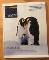 LUFTHANSA INFLIGHT MAGAZINE 12/2005 - Inflight Magazines