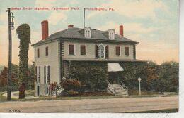 USA - PHILADELPHIA - Sweet Briar Mansion, Fairmount Park - Philadelphia