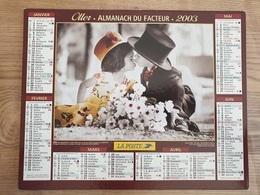 Calendrier-Almanach Des Postes P.T.T.     2003     Eure - Kalender