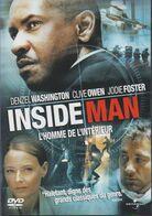 DVD - INSIDE MAN En Parfait état Sans Blister - Action, Adventure