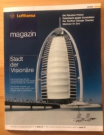 LUFTHANSA INFLIGHT MAGAZINE 02/2004 - Inflight Magazines