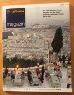 LUFTHANSA INFLIGHT MAGAZINE 03/2004 - Inflight Magazines