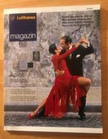 LUFTHANSA INFLIGHT MAGAZINE 04/2004 - Inflight Magazines