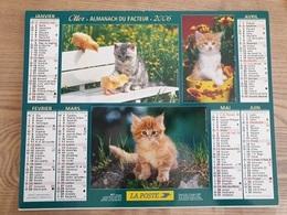 Calendrier-Almanach Des Postes P.T.T.     2006     Eure - Kalender
