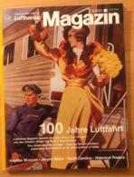 LUFTHANSA INFLIGHT MAGAZINE 06/2003 - Inflight Magazines