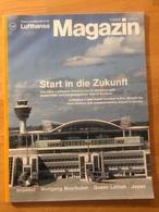 LUFTHANSA INFLIGHT MAGAZINE 07/2003 - Inflight Magazines