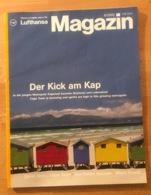 LUFTHANSA INFLIGHT MAGAZINE 08/2003 - Inflight Magazines