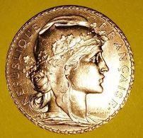 20 Fr Or Coq NAPOLÉON 1907 - Gold