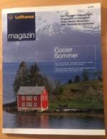 LUFTHANSA INFLIGHT MAGAZINE 08/2004 - Inflight Magazines
