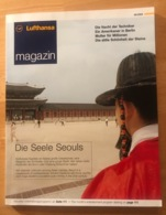 LUFTHANSA INFLIGHT MAGAZINE 09/2004 - Inflight Magazines