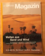 LUFTHANSA INFLIGHT MAGAZINE 01/2003 - Inflight Magazines