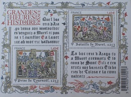 LOT 2559 - 2013 - FRANCE - BLOC N°F4828 NEUF** - Mint/Hinged