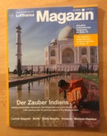 LUFTHANSA INFLIGHT MAGAZINE 02/2003 - Inflight Magazines