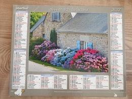 Calendrier-Almanach Des Postes P.T.T.     2011    Eure - Kalender