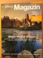 LUFTHANSA INFLIGHT MAGAZINE 03/2003 - Inflight Magazines