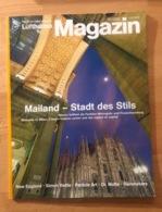 LUFTHANSA INFLIGHT MAGAZINE 10/2003 - Inflight Magazines