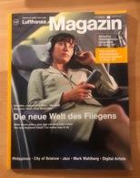 LUFTHANSA INFLIGHT MAGAZINE 11/2003 - Inflight Magazines