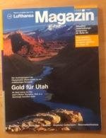 LUFTHANSA INFLIGHT MAGAZINE 01/2002 - Inflight Magazines