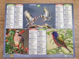 Calendrier-Almanach Des Postes P.T.T.     2014    Eure - Kalender