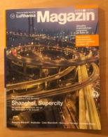 LUFTHANSA INFLIGHT MAGAZINE 02/2002 - Inflight Magazines