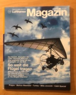 LUFTHANSA INFLIGHT MAGAZINE 03/2002 - Inflight Magazines