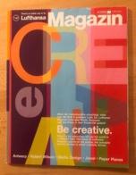 LUFTHANSA INFLIGHT MAGAZINE 04/2002 - Inflight Magazines