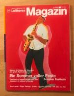 LUFTHANSA INFLIGHT MAGAZINE 05/2002 - Inflight Magazines