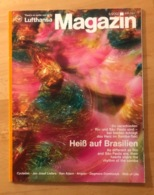 LUFTHANSA INFLIGHT MAGAZINE 06/2002 - Inflight Magazines
