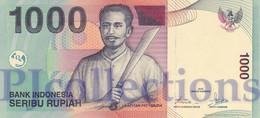 INDONESIA 1000 RUPIAH 2001 PICK 141a UNC - Indonesien