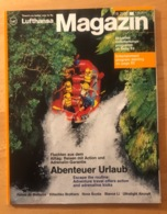 LUFTHANSA INFLIGHT MAGAZINE 07/08/2002 - Inflight Magazines