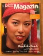 LUFTHANSA INFLIGHT MAGAZINE 09/2002 - Inflight Magazines